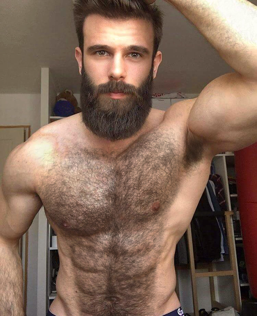 Pics Of Nude Hairy Men
