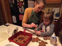 "Paul Makes Gingerbread Men with Tessa and Davy • <a style=""font-size:0.8em;"" href=""http://www.flickr.com/photos/109120354@N07/32957403852/"" target=""_blank"">View on Flickr</a>"