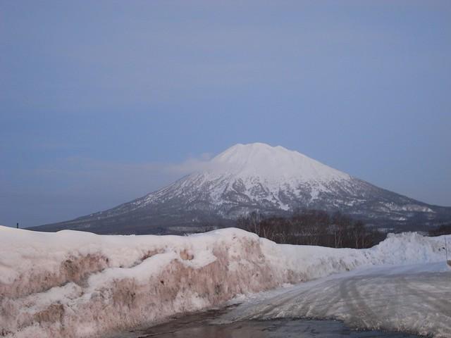 羊蹄山(蝦夷富士)