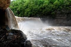 Cumberland Falls (haglundc) Tags: water ky waterfalls rush hdr cumberlandfalls photomatrix