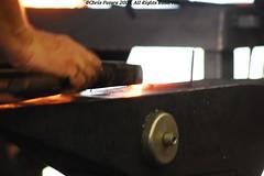 DSC_5174 (irishmage) Tags: virginia metalwork forge coal metalworking forging blacksmithing abana