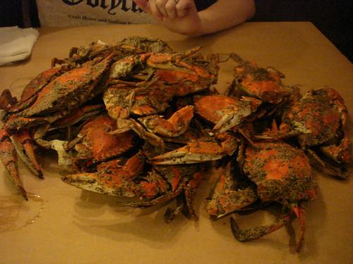 Pile O' Crabs