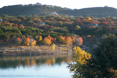Fall Colors Canyon Lake, TX