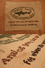 Dogfish Head Beer Logo (Stitch Out Loud) Tags: beer advertising logo crossstitch brand commissioned dogfishhead stitchoutloud