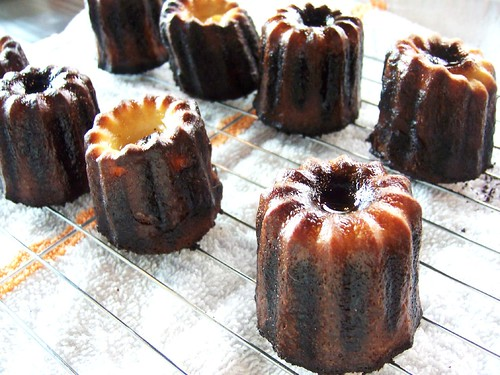 good and bad caneles