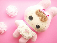 Japanese Kawaii Handmade Girly Bunka Doll Plush Pink Cute Japan (Kawaii Japan) Tags: pink baby inspiration cute rabbit bunny art home girl smile animals japan asian toy happy japanese idea diy costume stuffed doll soft pretty artist handmade girly sewing crafts decoration craft plush apron plushies softie gift kawaii plushie ribbon projects artdoll cloth creator dolly fleece collectibles crafting needlecraft madeinjapan homedecoration clothdoll kigurumi craftprojects dollartist bunkadoll naturaldoll dollcreator toycreator
