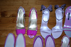 JCrew Liza & Colin Stuart (PrincessPoochie) Tags: pink shoes princess bow heels jcrew poochie colorstudy colinstuart princesspoochie shoedaydreams