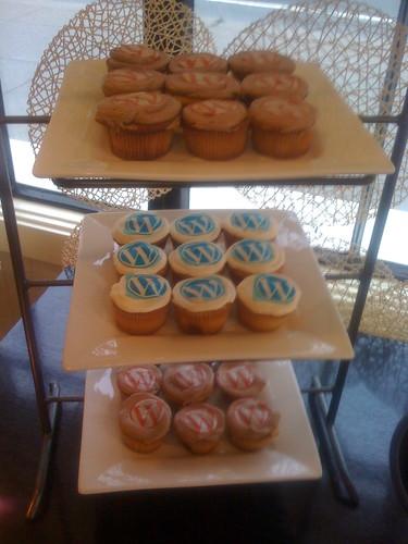 WordPress Cupcakes