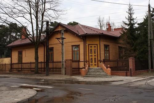 """Parterowa willa """"Podole"""" (Kościuszki 11)"""
