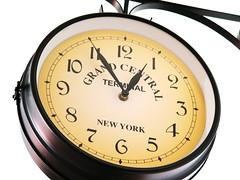 Horloge suspendue