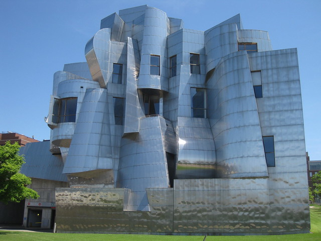 Frederick R. Weisman Art Museum Minneapolis, MN