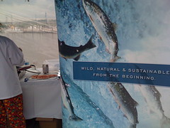wild natural sustainable fish