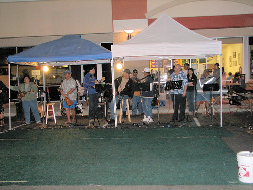 Some of the HSG guys jamming