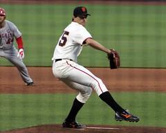 barry zito, last night (artolog) Tags: sanfrancisco california baseball stretch giants athlete pitcher pitching mlb maysfield attpark