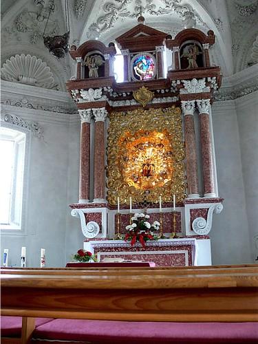 Gnadenaltar U.L.F. von Oberdorf, Solothurn