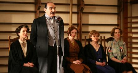 Poirot, Series IV, Cat Among the Pigeons
