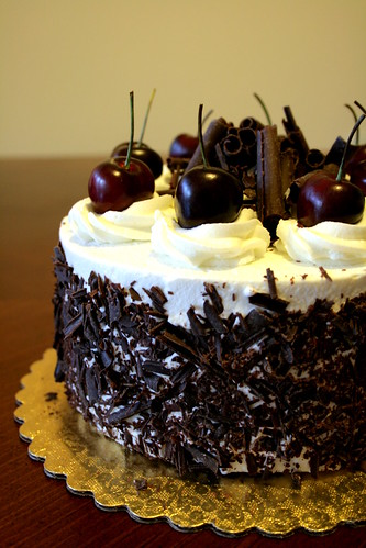 Black Forest Cake 2009 013