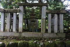 泰澄大師の廟