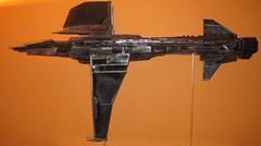 Maelstrom 023 (Pig Muffins) Tags: spaceship battleship mmorpg papercraft maelstrom eveonline papermodel minmatar