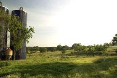 Harrisburg, IL (DClemm) Tags: farm silos 5photosaday d80 solophotos harrisburgillinois grouptripod atomicaward