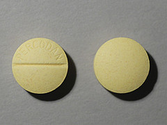 FDA to ban Percocet and Vicodin because they contain acetaminophen
