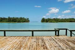 Muri Lagoon (Daniele Sartori) Tags: ocean travel island polynesia nikon day pacific cook lagoon clear cookislands rarotonga laguna viaggio pacifico oceano muri polinesia oceania isole d80 isolecook