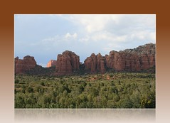 Red Rocks (photosbyclo (Away for A While)) Tags: sedona redrocks