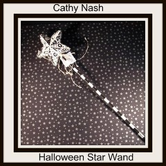 Cathy Nash Star Wand