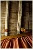 cane roof (Φ-Filippos-Κ) Tags: wood roof cane traditional curtain cyprus pomegranates cipro kypros kipr στέγη παλιό καλάμια κουρτίνα κύπροσ κανιά ξύλινο ρόδια ταβάνι βολίτζι δοκάρι