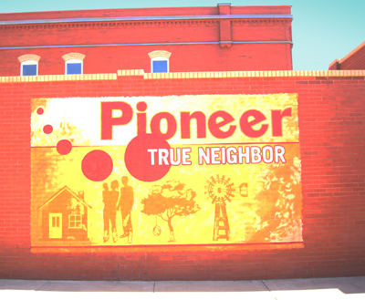 PioneerMural