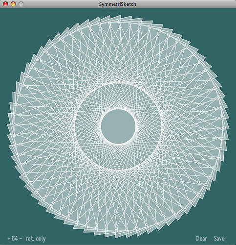 SymmetriSketch