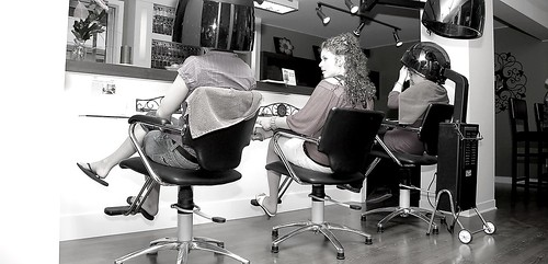 girls_in_chairs_bw