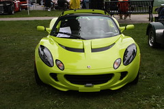 2007 Lotus Elise (carphoto) Tags: lotus elise 2007 britsinthepark 2007lotuselise lindsayclassicsonkent2009 richardspiegelmancarphoto