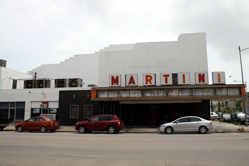 martini theater