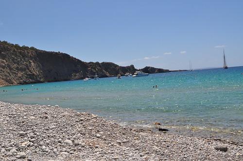 Mar de Cala Jondal