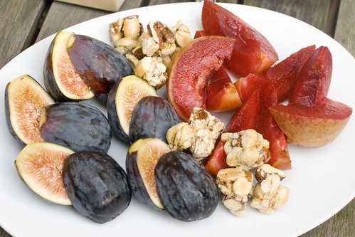 Black Figs, Pluots, Nut Clusters 2