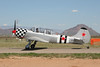 Yakovlev Yak-52TD, Russian aerobatic aircraft, Ryan Field Airshow, near Tucson, Arizona, March 13, 2005 (Ivan S. Abrams) Tags: yak arizona airshow airshows russianaircraft sovietaircraft yakovlev yak52 yak52td onlythebestare ivansabrams pimacountyarizona ryanfieldarizona abramsandmcdanielinternationallawandeconomicdiplomacy ivansabramsarizonaattorney ivansabramsbauniversityofpittsburghjduniversityofpittsburghllmuniversityofarizonainternationallawyer