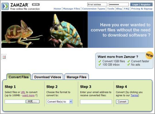 Zamzar
