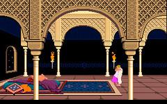 Prince of Persia - príncipe y princesa
