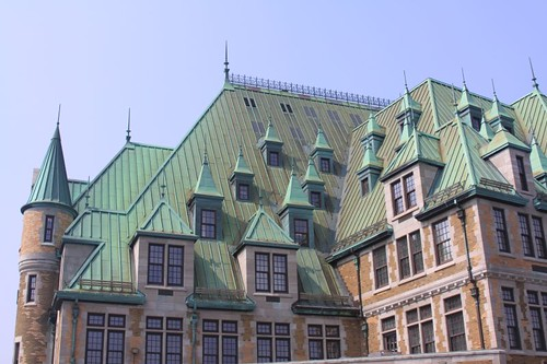 Gare du Palais, Quebec.