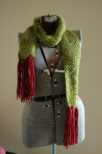 3843923402 8a4c0b4d5b Link Love: Free Scarf Knitting Patterns Part 1