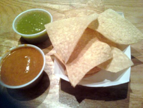 Saturday, August 22 - Tortilla Chips