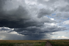 Storm over Stettler (Waddellz) Tags: summer sky storm 20d clouds alberta thunderstorm