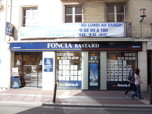 Estate Agents in Caen