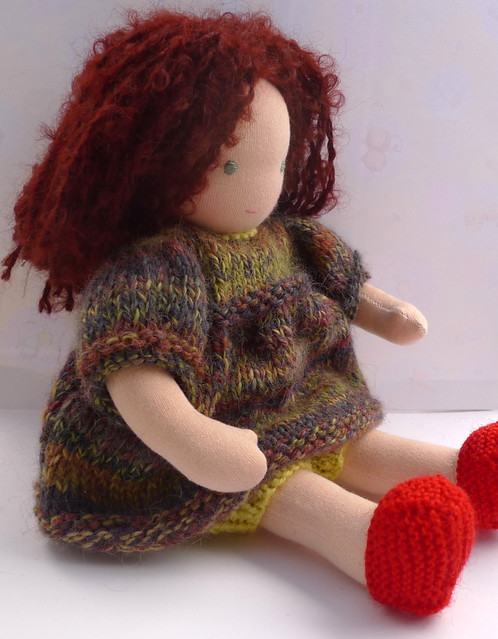 Jovanka's doll