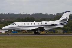 D-CLIC - Private - Cessna 560XL Citation XLS - Luton - 090706 - Steven Gray - IMG_0164