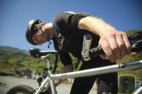 mountainbike brakes
