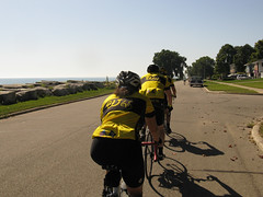 Lakefront South of Kenosha