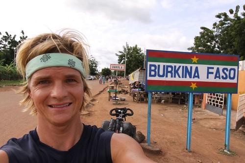 Burkina Faso!!!