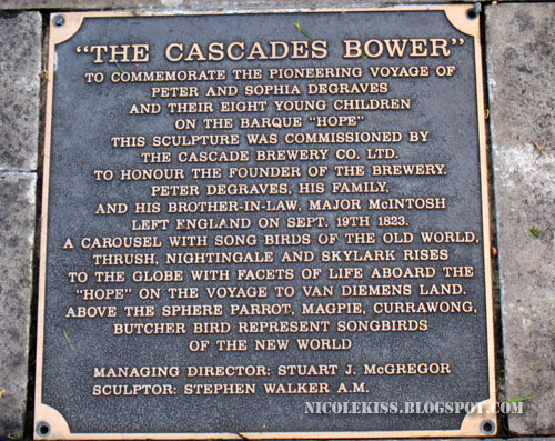 cascade brewery description